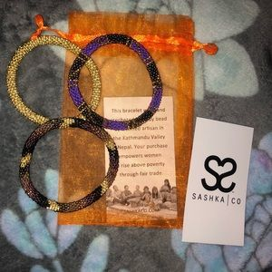 Jewelry - Sashka co bracelets